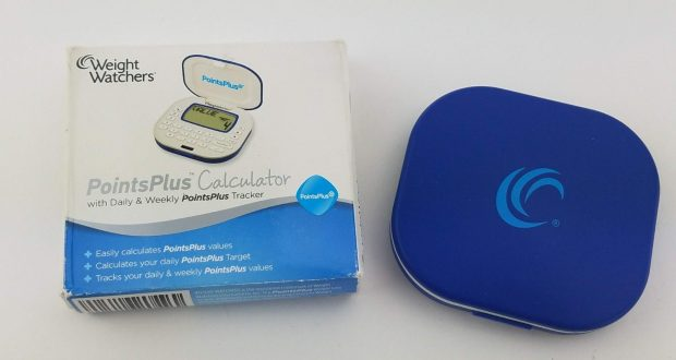 Weight Watchers PointsPlus Weight Loss Calculator Tracker + Box