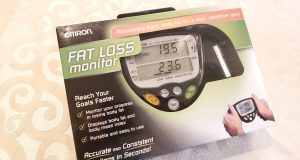 Omron fat loss monitor – HBF 306C