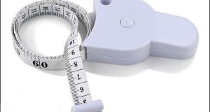 BMI Body Mass Index Retractable Tape Measure Calculator for Diet Weight Loss