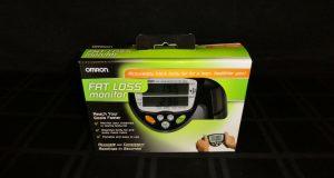 Omron Handheld Fat Loss Monitor, Model HBF-306C NIB (390)