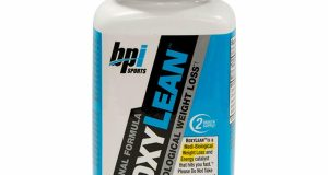 NEW BPI Sports -Roxylean Extreme Fat Burner and Weight Loss Supplement, 60 Count
