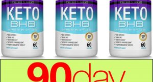 Keto Diet Pills BHB – Advanced Ketogenic Weight Loss Fat Burner Three Months