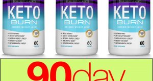 Keto BURN Diet Pills 1200 MG Weight Loss Fat Burner Supplement for Women