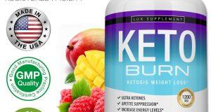 Keto BURN Diet Pills 1200MG Ketosis Weight Loss Fat Burner Supplement Carb Block