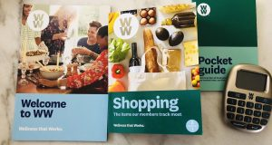 Weight Watchers Freestyle START-UP KIT- Food POINTS BOOK + CALCULATOR + Guide