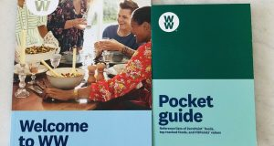 Weight Watchers Freestyle Welcome Book + Pocket Guide