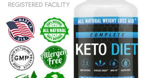 Shark Tank Keto Diet Pills – Weight Loss Fat Burner Supplement for Women
