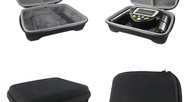 Hard Travel Case For Omron Fat Loss Monitor By FREE SHIPPING