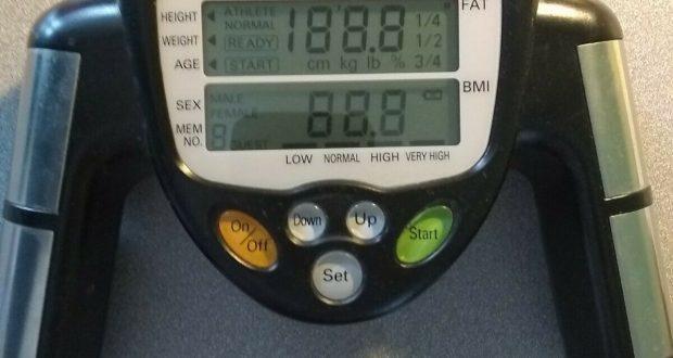 Omron HBF-306C Fat Loss Analyzer Monitor HBF-306CN Body Logic