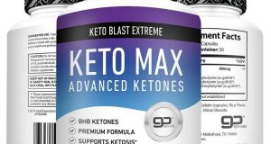 Keto Blast Extreme – Keto Max Advanced Ketones -Real Weight Loss – Burn Fat Fast