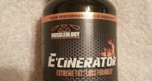 Muscleology E`cinerator Extreme Fat Weight Loss Formula 60 Capsule Retail Sealed