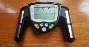 Omron HBF 306C Fat Loss Analyzer Monitor-Free Shipping
