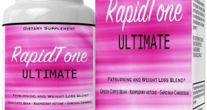 Rapid Tone Weight Loss Ultimate Supplement – Extreme Weightloss Lean Fat Burn…