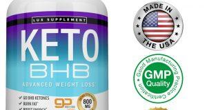 Shark Tank Keto Diet BURN BHB Pills Premium Weight Loss Fat Burner Supplement