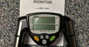 Omron HBF-306CN Fat Loss Monitor LOSE WEIGHT