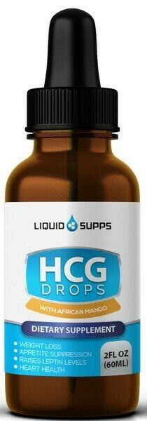 Diet Drops HCG Weight Loss Supplement Extreme Fat Burner HCG Homeopathic Keto
