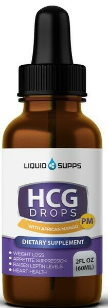 Diet Drops HCG Night Time Weight Loss Extreme Night Time Fat Burner HCG PM Keto