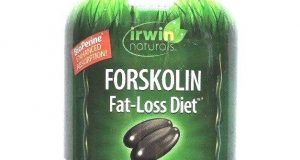IRWIN NATURALS FORSKOLIN FAT LOSS DIET w/ Lipase Activator 60Gelcaps exp. 9/2020
