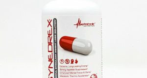 Synedrex by Metabolic Nutrition 45 Caps Weight Loss Energy Focus Fat Burner