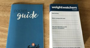 Weight Watchers 2018 WW FREESTYLE Pocket Points Guide And 6 Months- Trackers