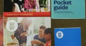 Weight Watchers FREESTYLE  – WELCOME BOOK + POCKET GUIDE+WEEKLYS