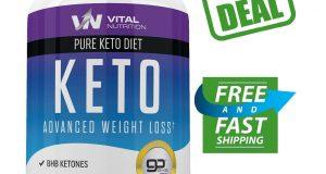 KETO BURN WEIGHT Loss Supplement Fat Burner Boost Energy Metabolism 60 Capsules