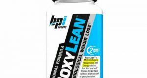 BPI Sports ROXYLEAN Extreme Fat Burner and Weight Loss Supplement – 60 tabs
