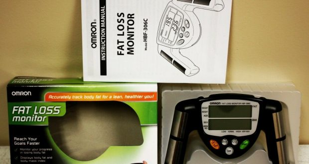 Omron HBF 306CN Fat Loss Analyzer Monitor Body Fat and BMI Tool M/F + Multi-User
