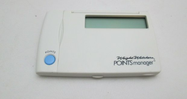 Weight Watchers Points Manager Calculator Model 1818 – From 1997 Weight Loss