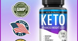Shark Tank Keto Diet Pills,Weight Loss Fat Burner Supplement, FAST KETOSIS, USA