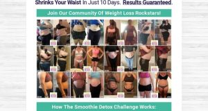 The Smoothie Detox Challenge