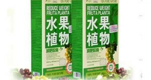 2 Boxes 100% Authentic FRUTA natural Fast slimming Weight Loss 30 Capsules Each