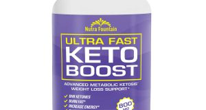 Ultra Fast Keto Boost Weight Loss Diet Pills BHB Capsules