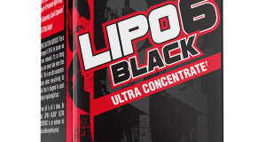 Nutrex Research Lipo-6 Black Ultra Concentrate Weight Loss Caps 60 .Free Ship.