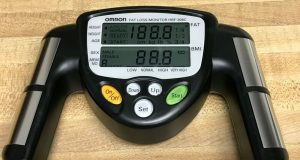 OMRON Fat Loss Monitor HBF-306CN (HBF-306-Z5) Track Body Fat and BMI