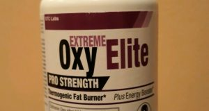SWAN Extreme OxyElite Pro Strength Thermogenic Fat Burner Weight Loss Diet Pill