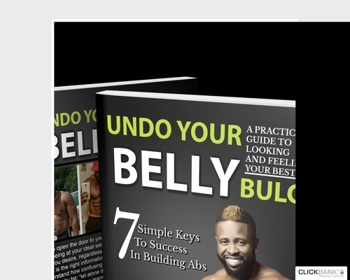 Juice Recipe Book 2 – Undo Your Belly Bulge