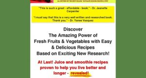 Juice and Smoothie Recipes | Juicing Secrets