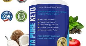 Insta Pure Keto Weight Loss Diet Pills Ketogenic Instaketo Supplement BHB