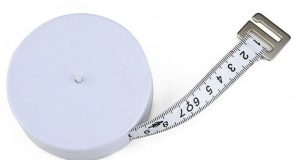BMI Body Mass Index Retractable Tape Measure & Calculator For Diet Weight Loss U