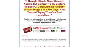 Asthma Relief Forever – How to Cure Asthma Easily, Naturally and Forever
