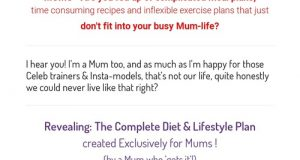 TFMF Complete Diet & Lifestyle Guide For Mums Ebook Clickbank – THE FIT MUM FORMULA