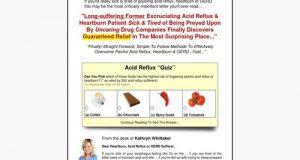 Stop Acid reflux Now! – Acid Reflux, GERD and Heartburn Relief