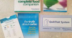 Weight Watchers FlexPoints Lot – Slider, QuikTrak, Complete Food Book
