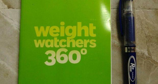 Weight Watchers Cookbook Pocket Guide