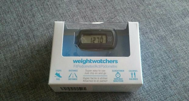 Weight Watchers Fit PEDOMETER – Brand New