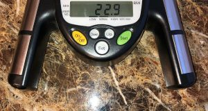 Omron HBF-306C Fat Loss Analyzer Monitor Body Logic Bodyfat Fitness