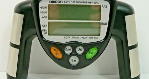 Omron HBF-306C Fat Loss Monitor BMI Weight Health Tracker
