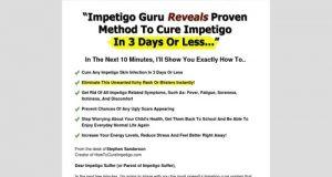 Fast Impetigo Cure – The #1 Natural Impetigo Treatment Method Available