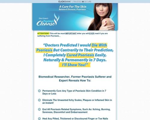 Psoriasis Cure | Natural, Safe & Effective